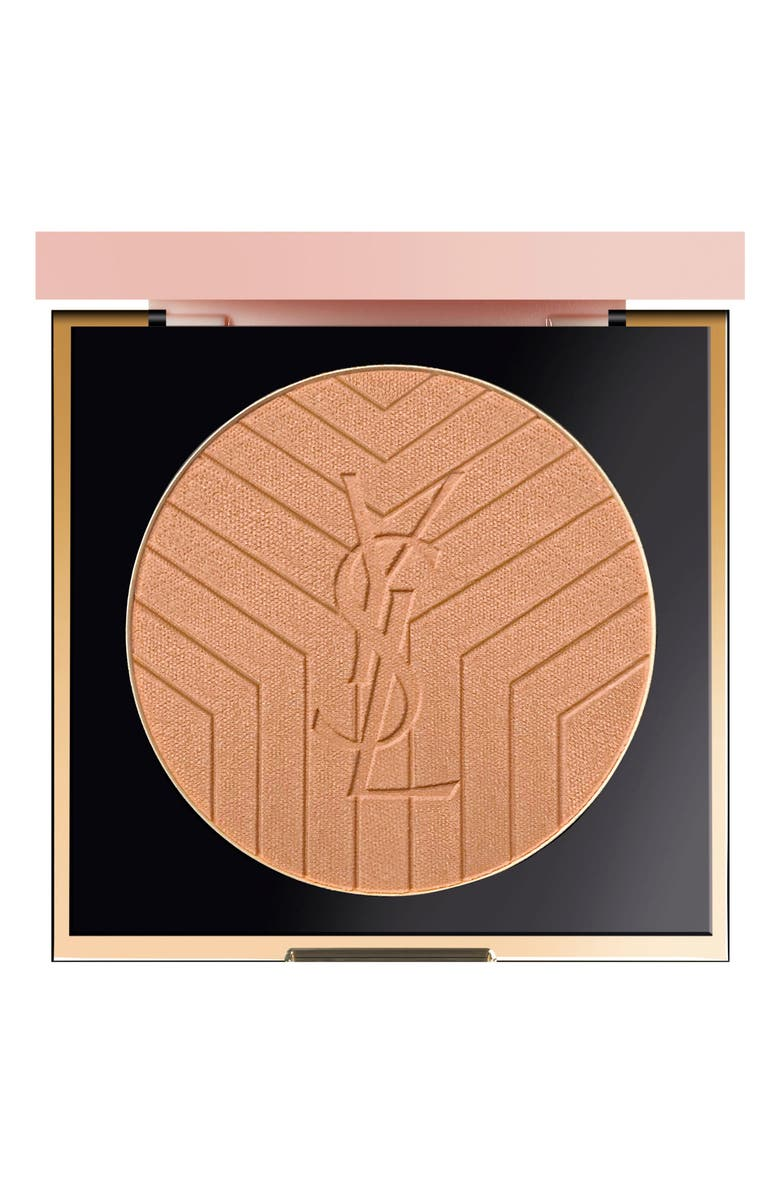 YVES SAINT LAURENT 3D All Over Glow Highlighting & Finishing Powder, Main, color, NO COLOR