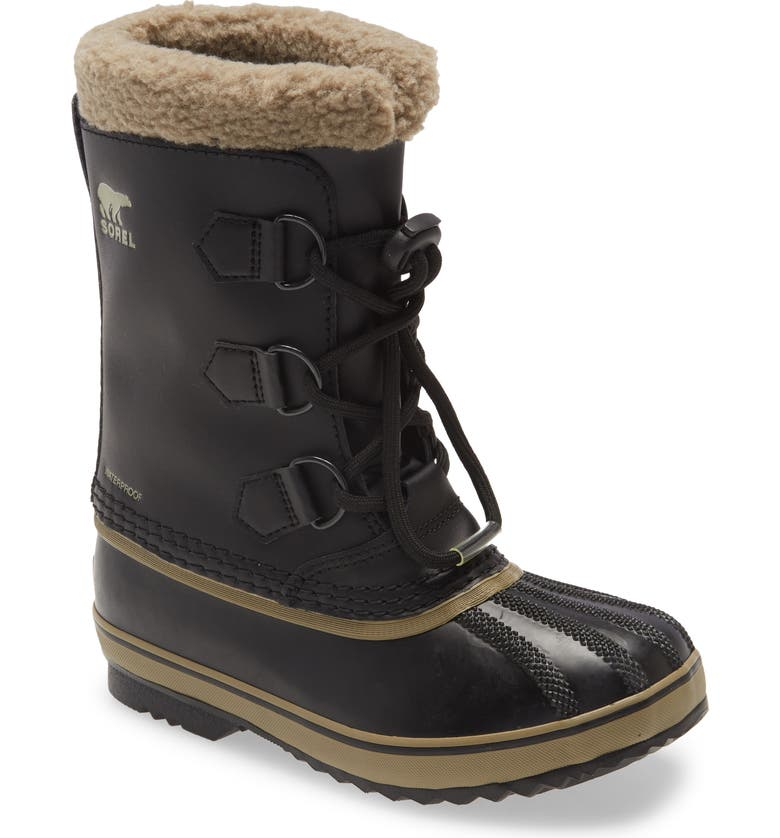 SOREL Yoot Pac Waterproof Insulated Snow Boot, Main, color, 013