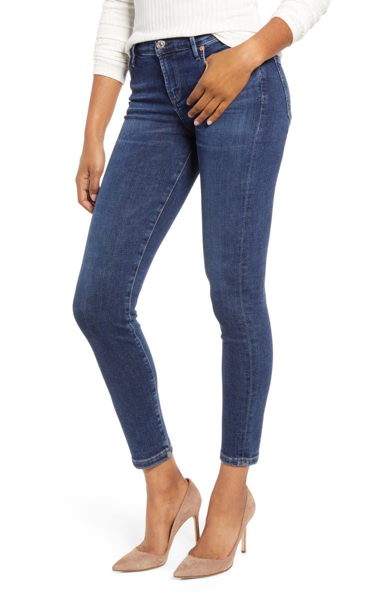 CITIZENS OF HUMANITY Avedon Ankle Ultra Skinny Jeans, Main, color, 405