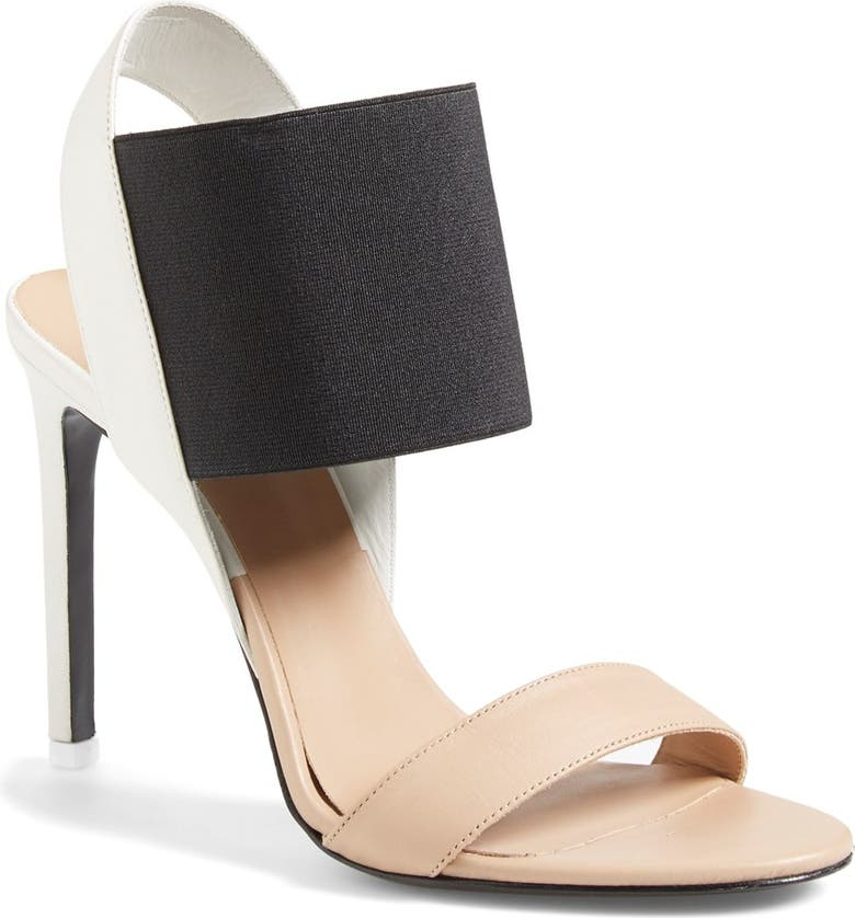 VINCE 'Gaudin' Leather Sandal, Main, color, 250