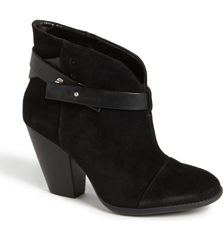 SOLE SOCIETY 'Skylar' Bootie, Main, color, 001