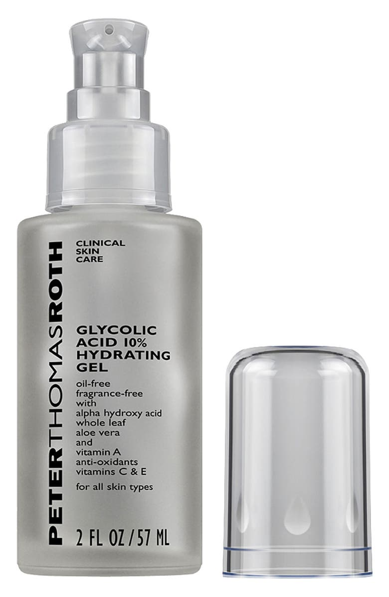 PETER THOMAS ROTH Glycolic Acid 10% Hydrating Gel, Main, color, No Color