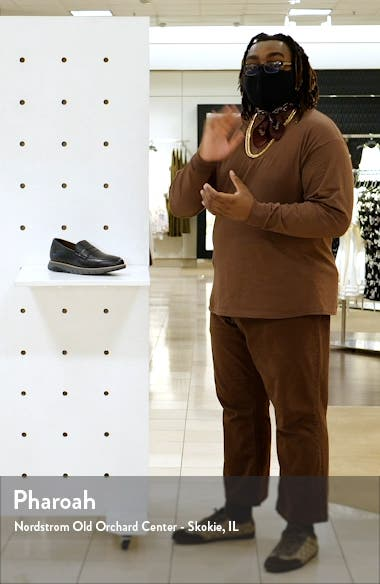 Vaughn Penny Loafer, sales video thumbnail