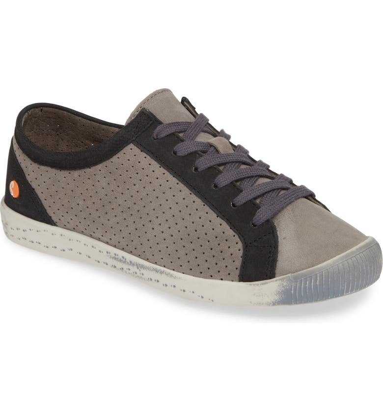 SOFTINOS BY FLY LONDON Ica Sneaker, Main, color, 020