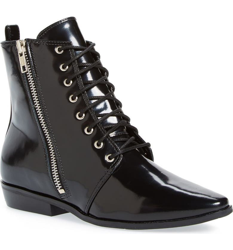ATELJE 71 'Sia' Lace-up Boot(Women), Main, color, 004
