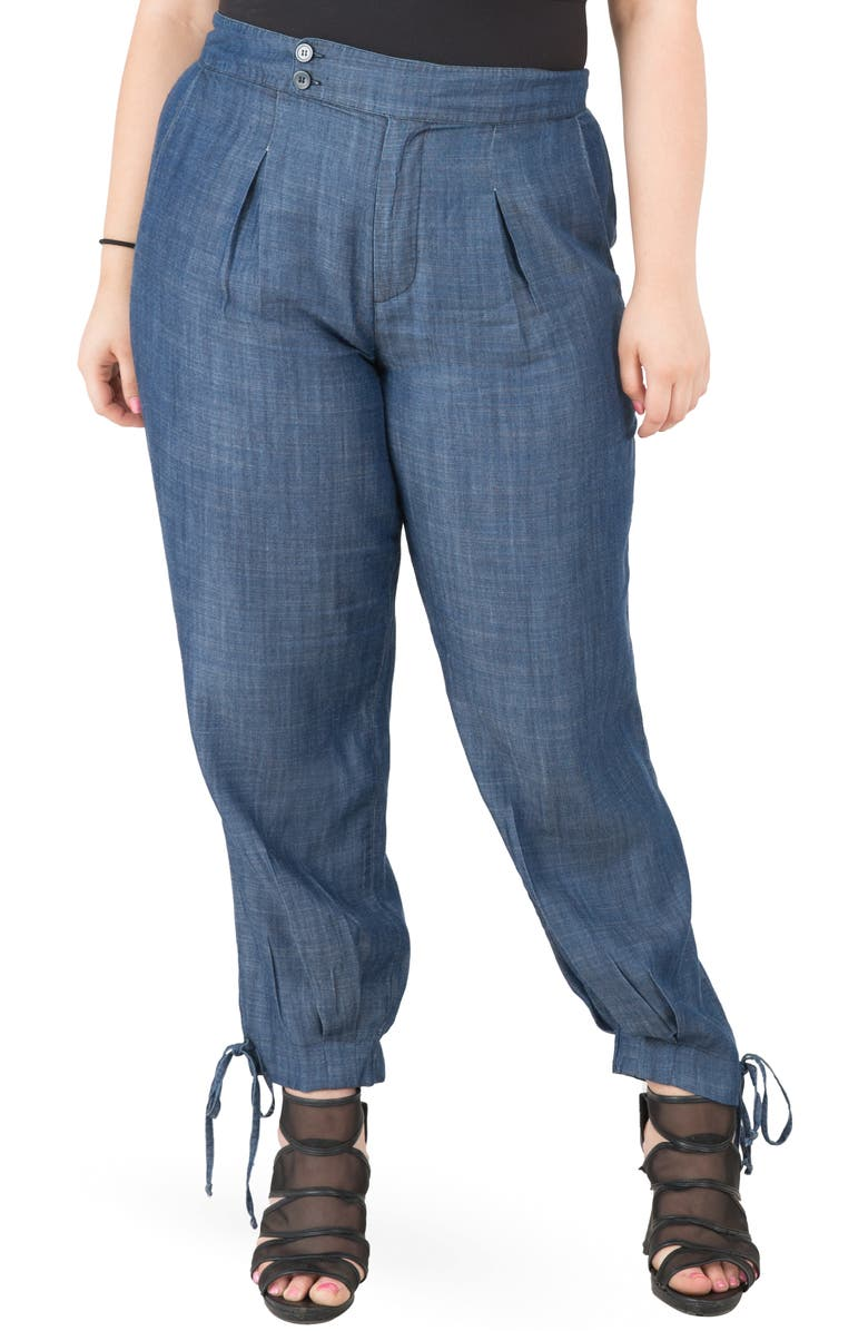 STANDARDS & PRACTICES Robie Trousers, Main, color, 400