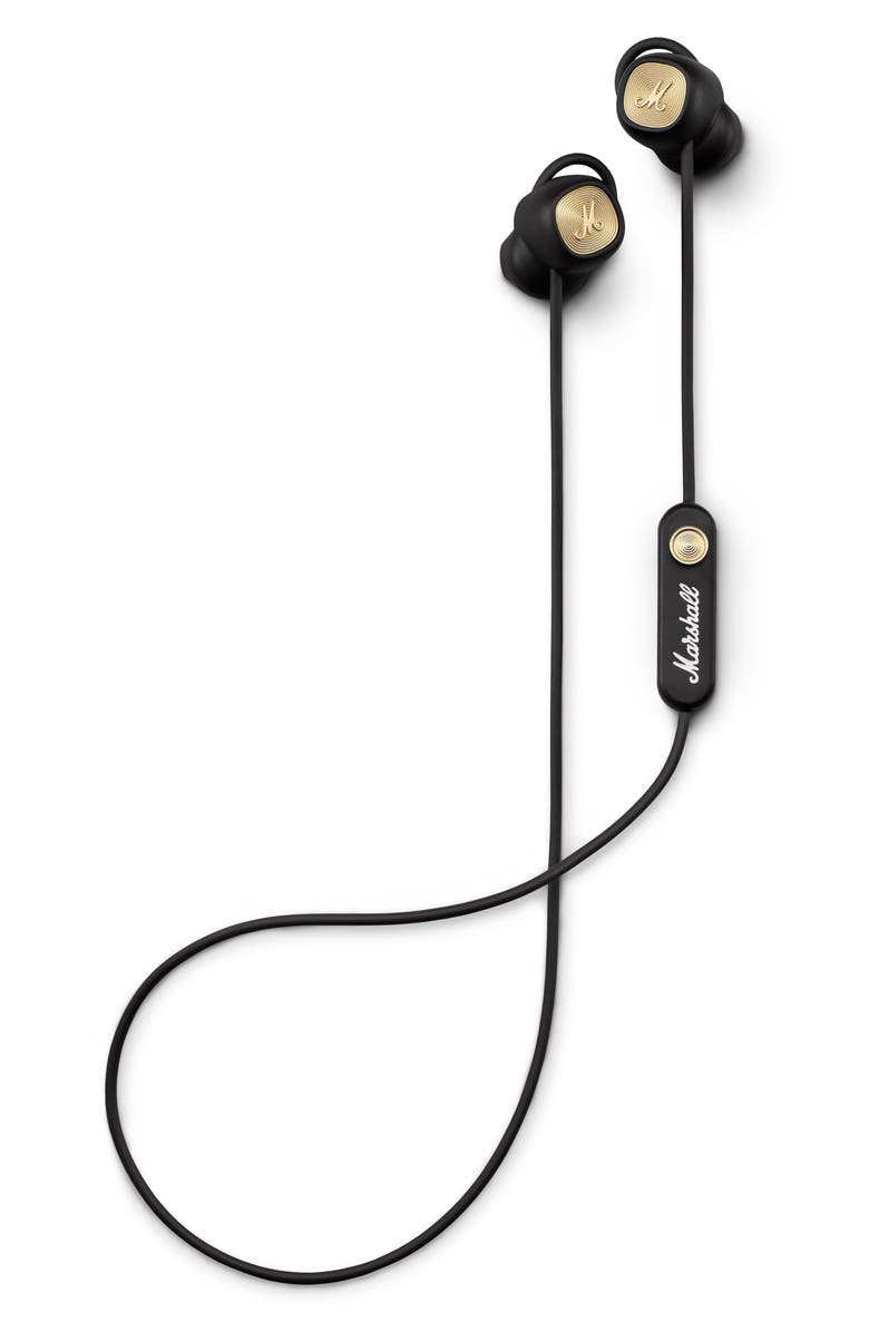 MARSHALL Minor II Bluetooth Earbuds, Main, color, 001