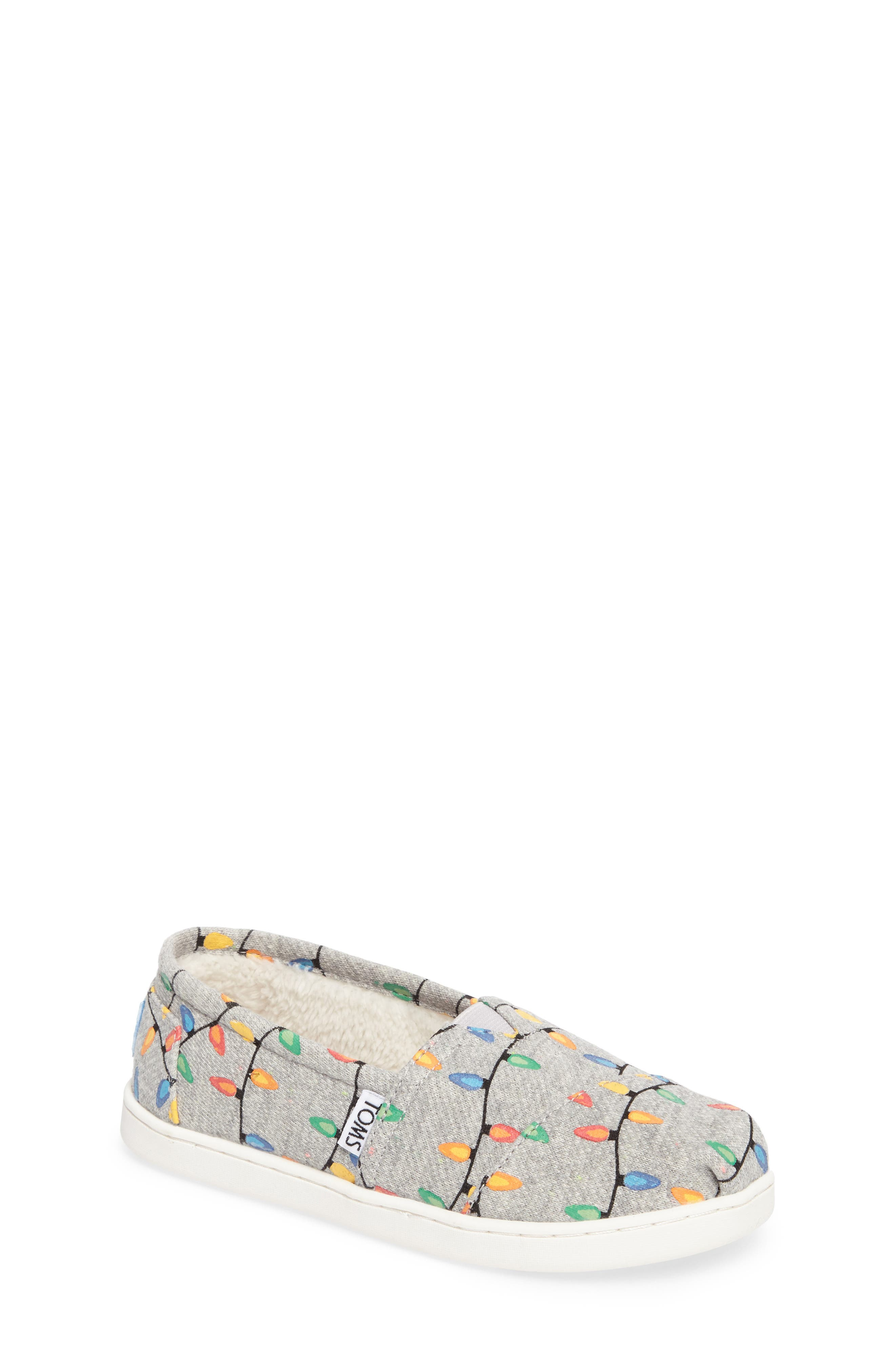 TOMS Classic Glow in the Dark Christmas
