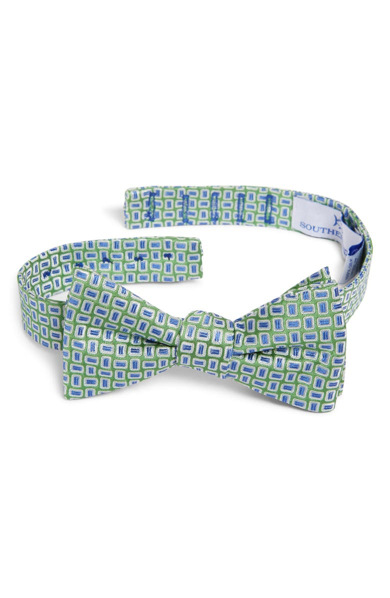 SOUTHERN TIDE Sanibel Geo Bow Tie, Main, color, 300