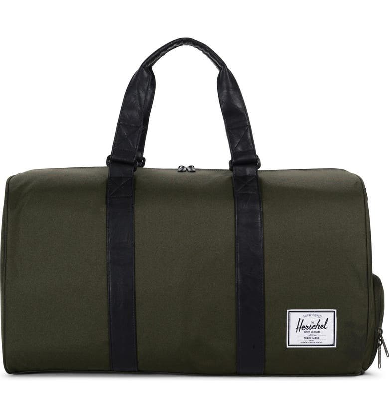 HERSCHEL SUPPLY CO. 'Novel' Duffel Bag, Main, color, 300
