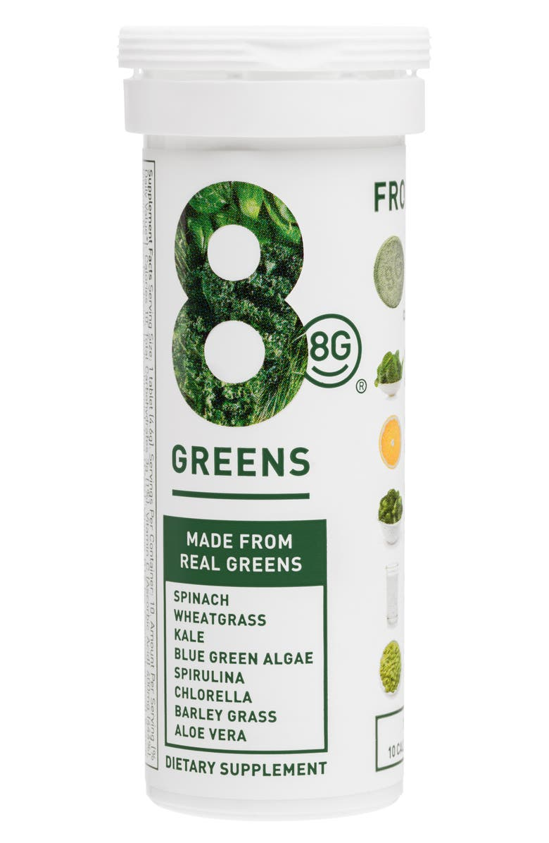 8G Greens Dietary Supplement, Main, color, 000