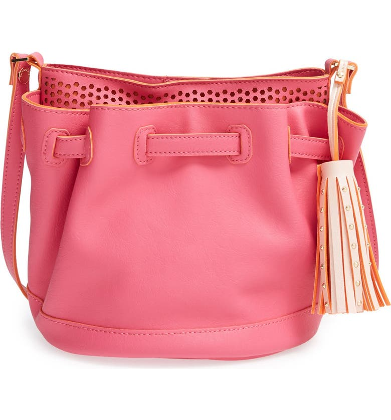BIG BUDDHA 'Small Aerin' Crossbody Bag, Main, color, 651