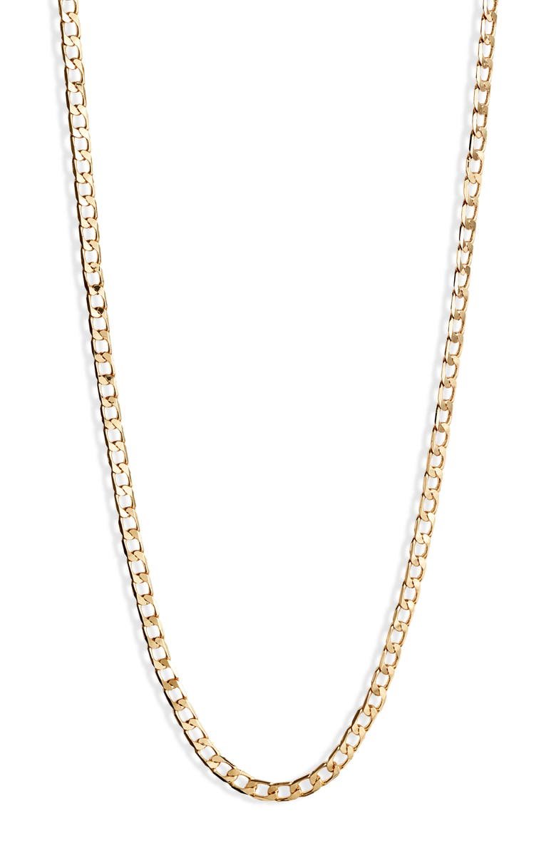 JENNY BIRD Walter Chain Necklace, Main, color, 710