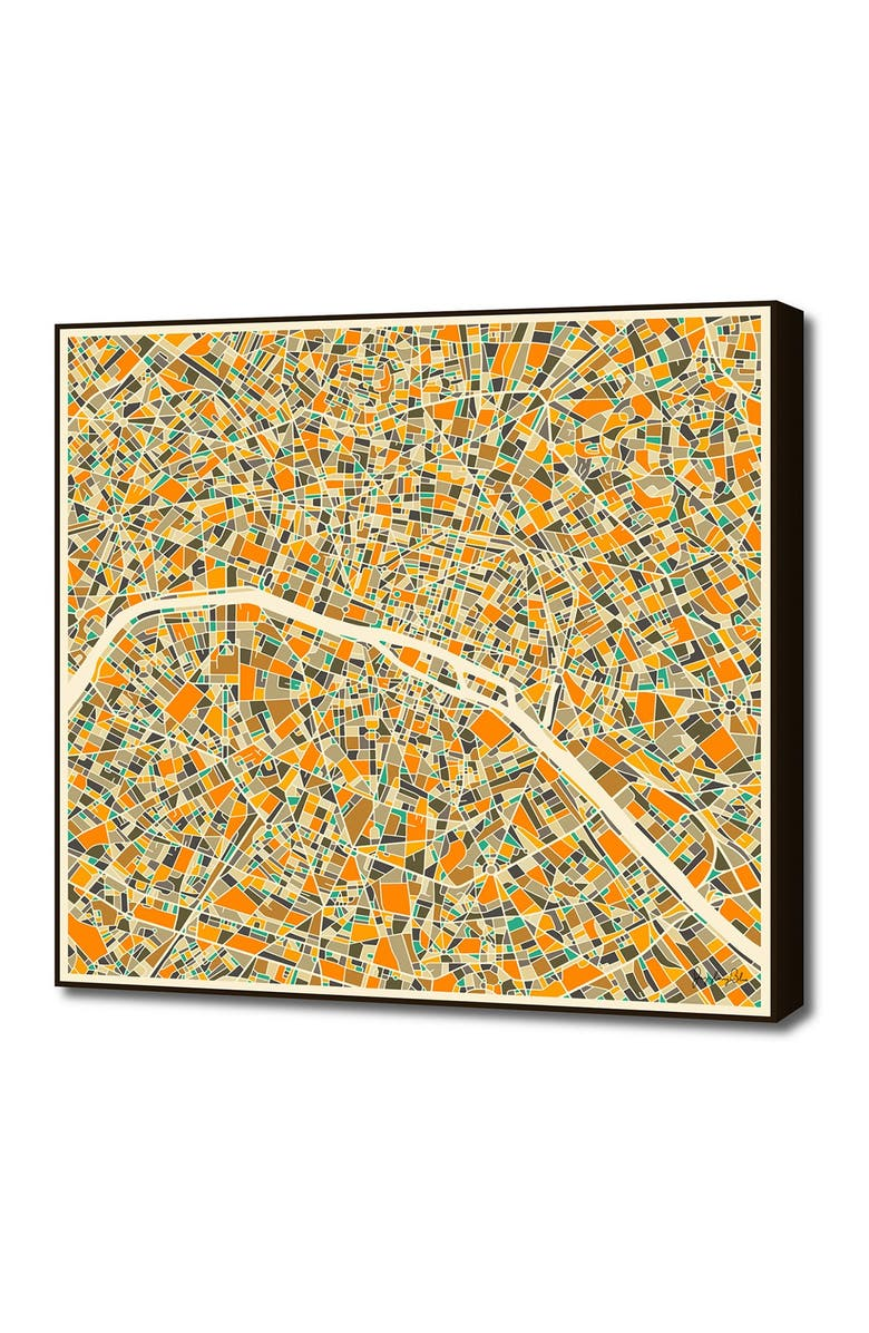CURIOOS Small Paris By Jazzberry Blue, Main, color, YELLOW