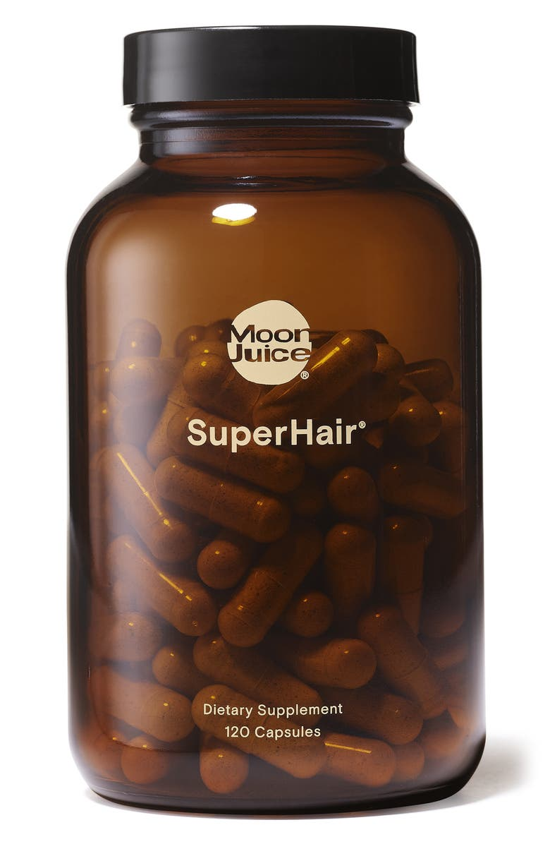 MOON JUICE SuperHair<sup>®</sup> Daily Hair Nutrition Dietary Supplement, Main, color, NO COLOR