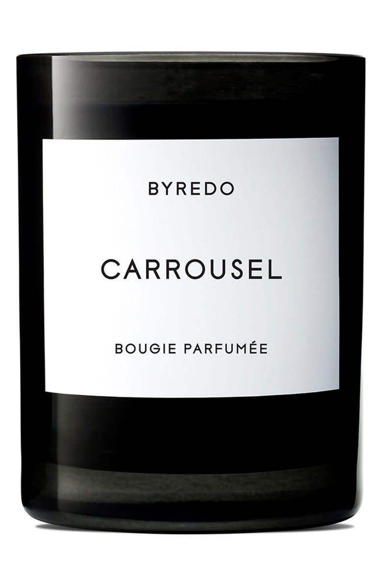 BYREDO Carrousel Candle, Main, color, 000