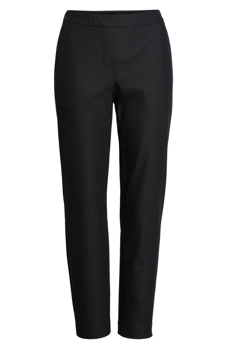 THEORY 'Thaniel' Trousers, Main, color, Black