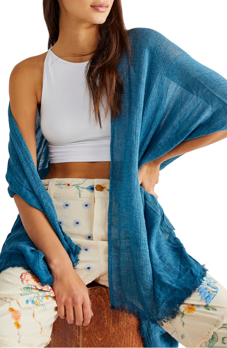 FREE PEOPLE Day Dream Duster, Main, color, OCEAN