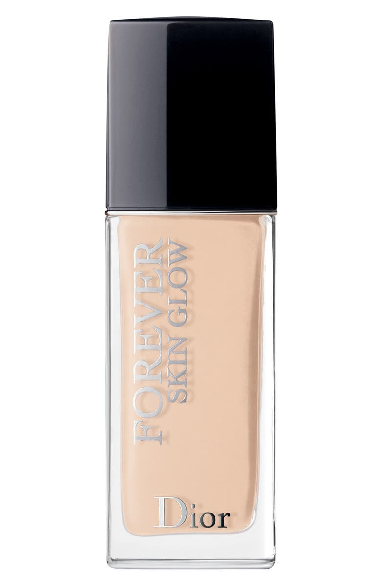 DIOR Forever Skin Glow 24-Hour Foundation SPF 35, Main, color, 1 NEUTRAL