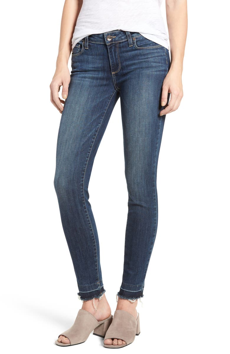 PAIGE Legacy - Verdugo Ankle Ultra Skinny Jeans, Main, color, 400