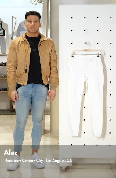 Good Legs Coated Ankle Skinny Jeans, sales video thumbnail