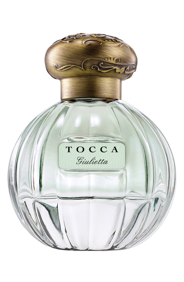TOCCA Giulietta Eau de Parfum, Main, color, NO COLOR
