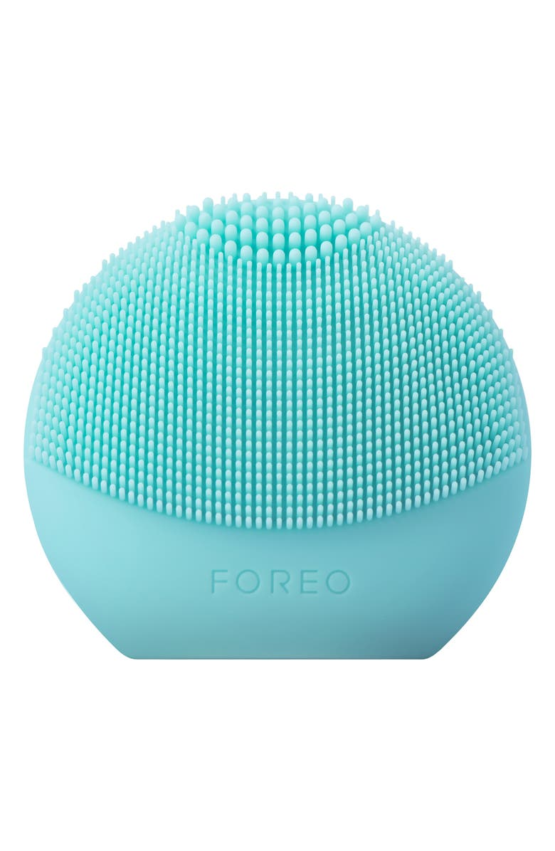 FOREO LUNA<sup>™</sup> fofo Skin Analysis Facial Cleansing Brush, Main, color, MINT