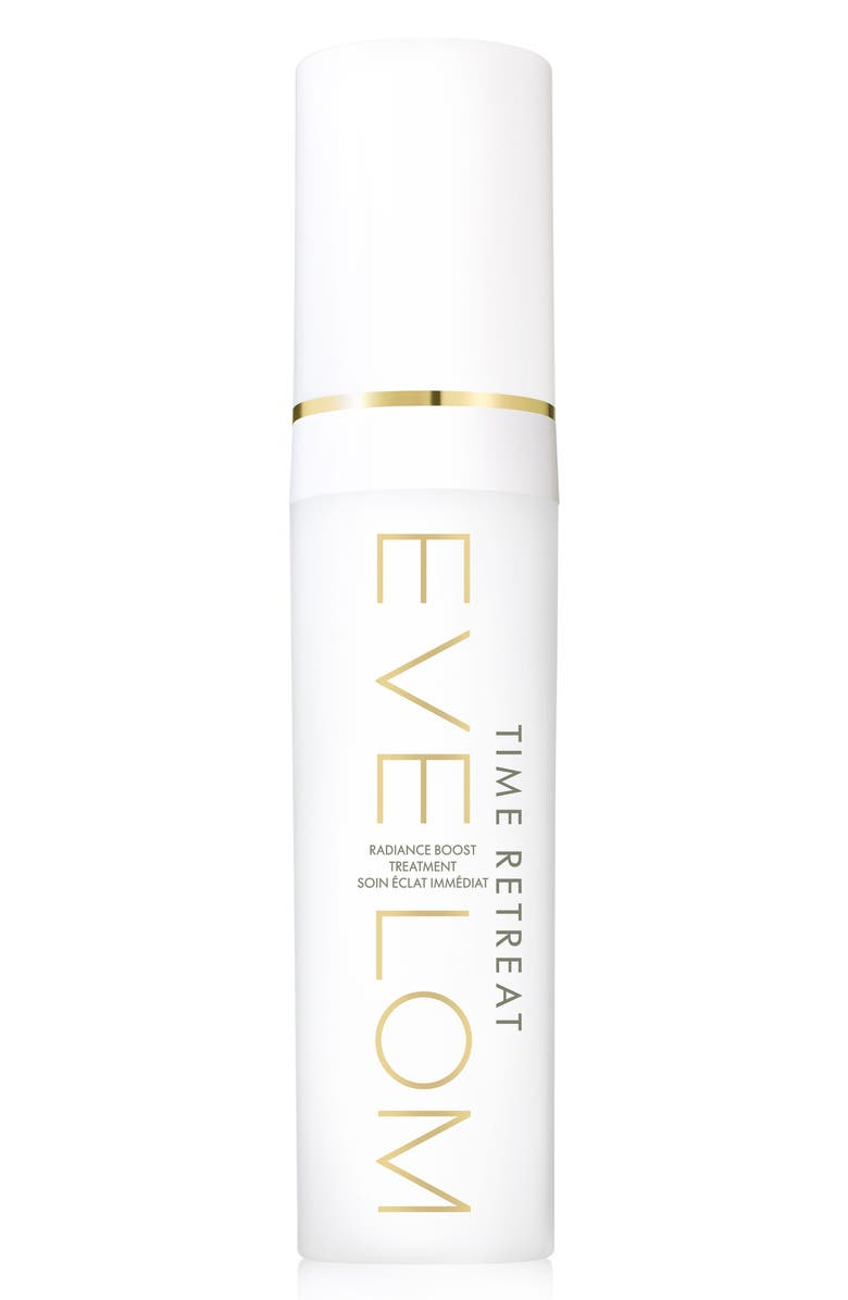 EVE LOM Time Retreat Radiance Boost Treatment Serum, Main, color, NO COLOR