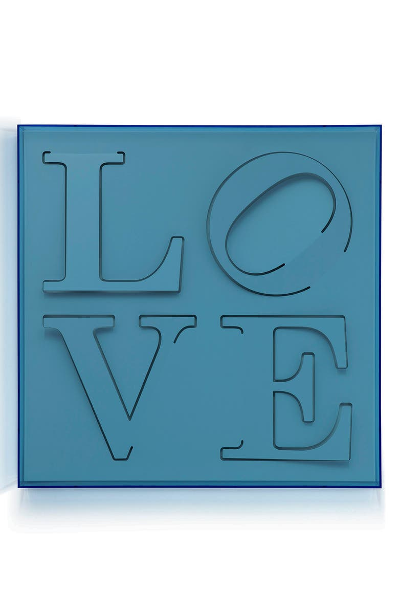 4ART WORKS Love Wall Art, Main, color, 400