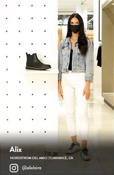 Clyde Chelsea Boot, sales video thumbnail
