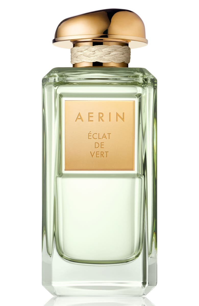 ESTÉE LAUDER AERIN Beauty Éclat de Vert Parfum, Main, color, No Color