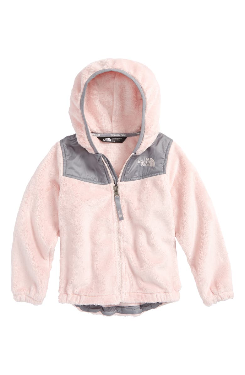 THE NORTH FACE Oso Fleece Hoodie, Main, color, PURDY PINK