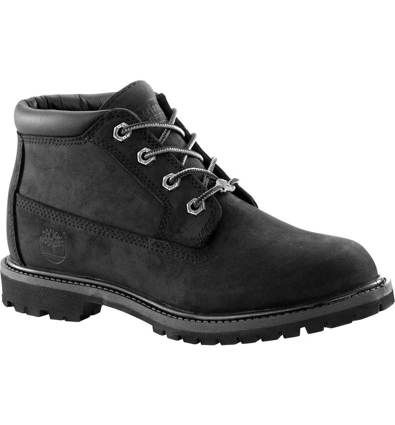 TIMBERLAND Nellie Waterproof Hiking Boot, Main, color, 001