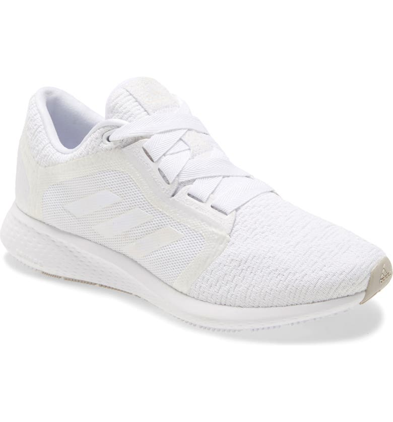 ADIDAS Edge Lux 4 Running Shoe, Main, color, WHITE/ WHITE/ GREY