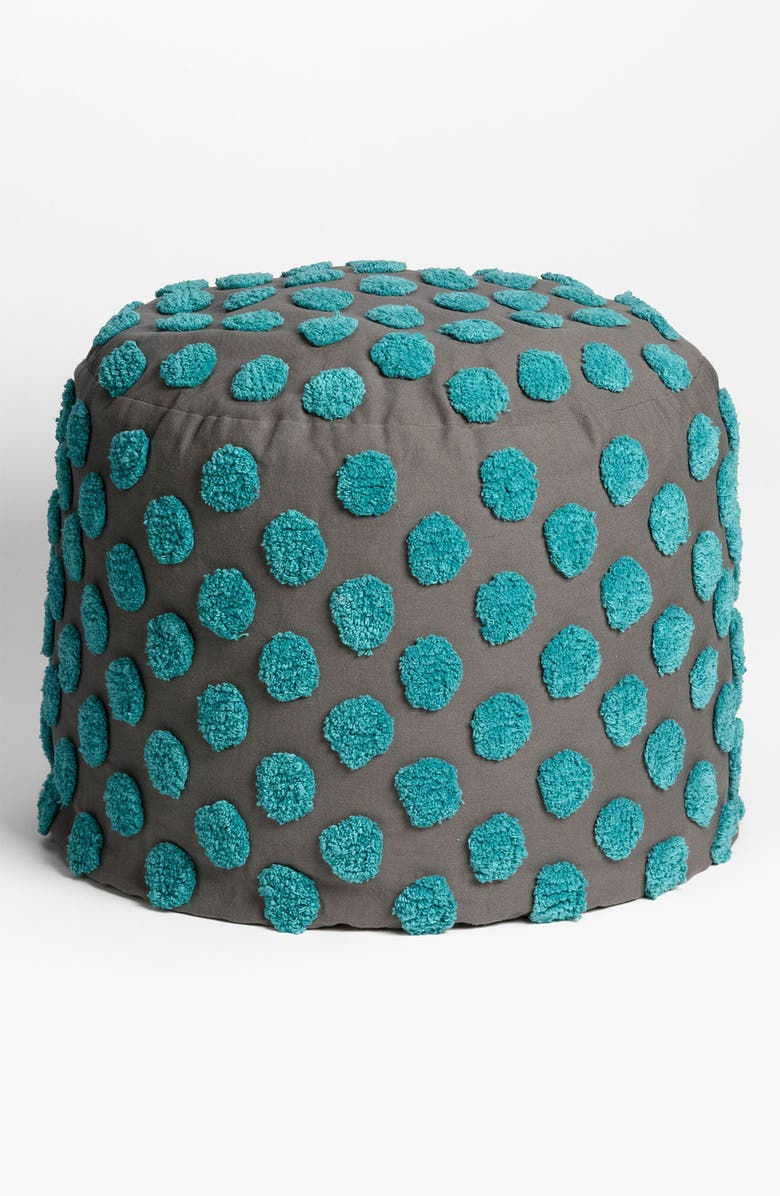 NORDSTROM at Home 'Tufted Spots' Pouf, Main, color, 020