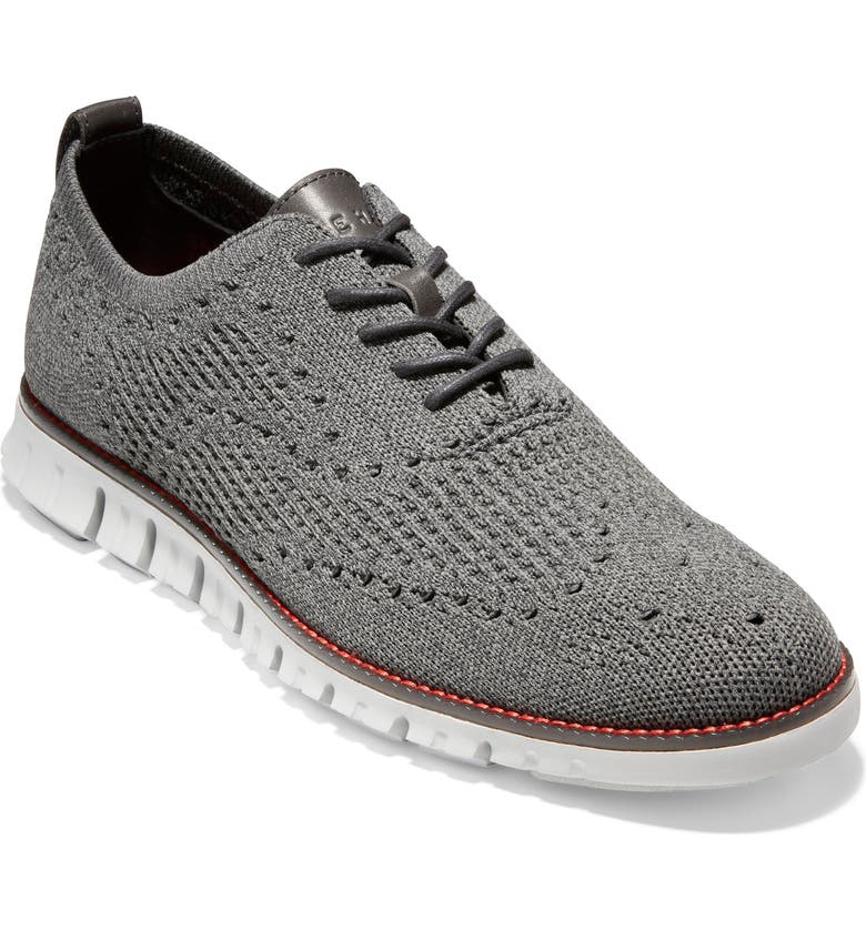 COLE HAAN ZeroGrand Stitchlite Oxford, Main, color, SAGE/ GRAY/ GLACIER GRAY