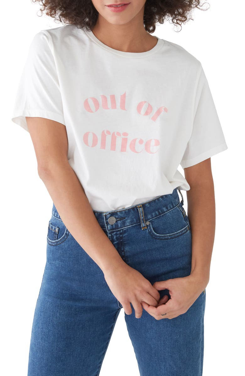 BAN.DO Out of Office Classic Tee, Main, color, 901