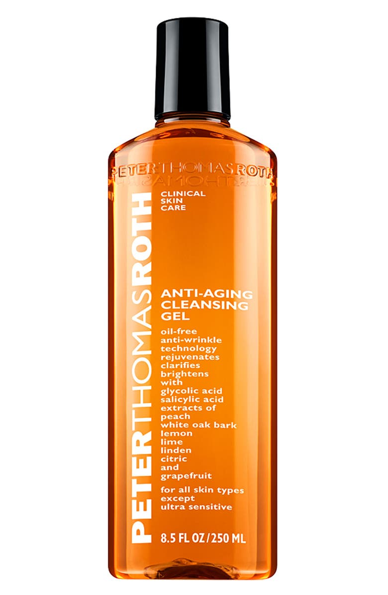 PETER THOMAS ROTH Anti-Aging Cleansing Gel, Main, color, No Color