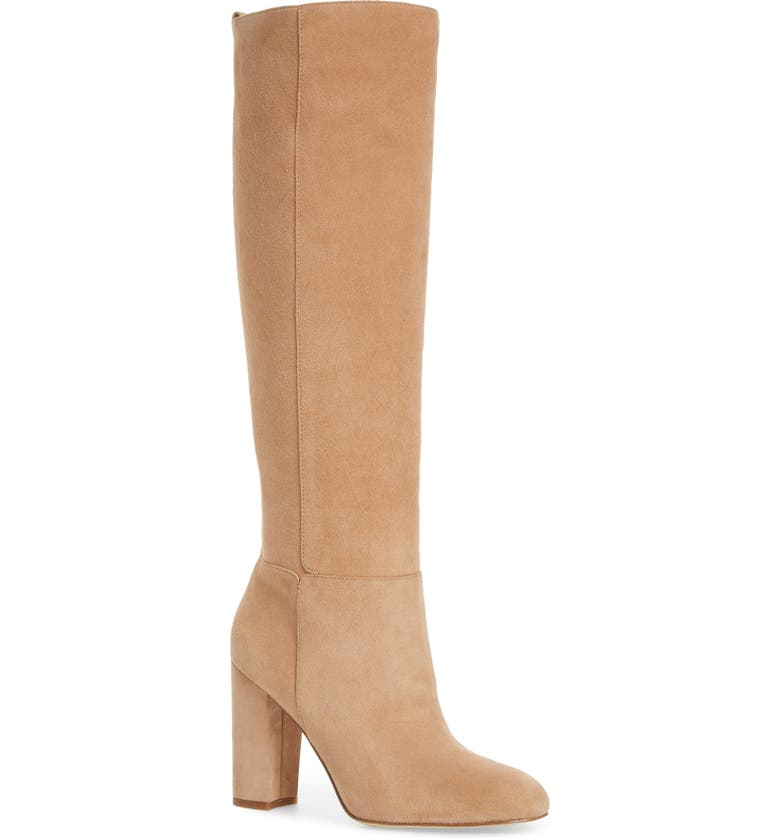SAM EDELMAN Caprice Knee-High Boot, Main, color, 250