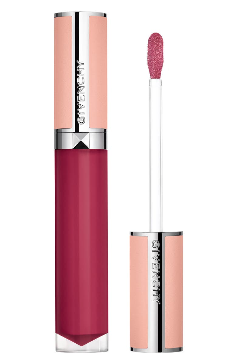 GIVENCHY Le Rose Liquid Lip Balm, Main, color, 25 FREE RED
