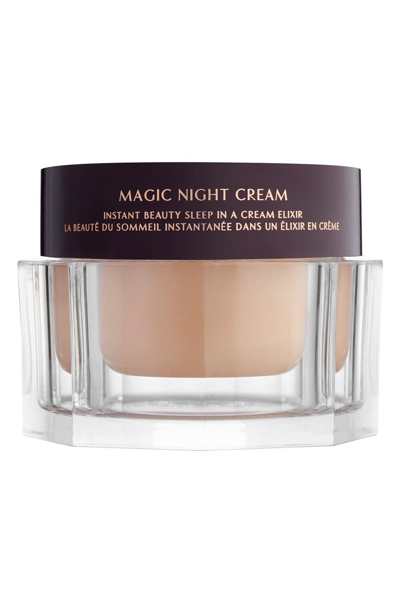 CHARLOTTE TILBURY Charlotte's Magic Night Cream, Main, color, NO COLOR
