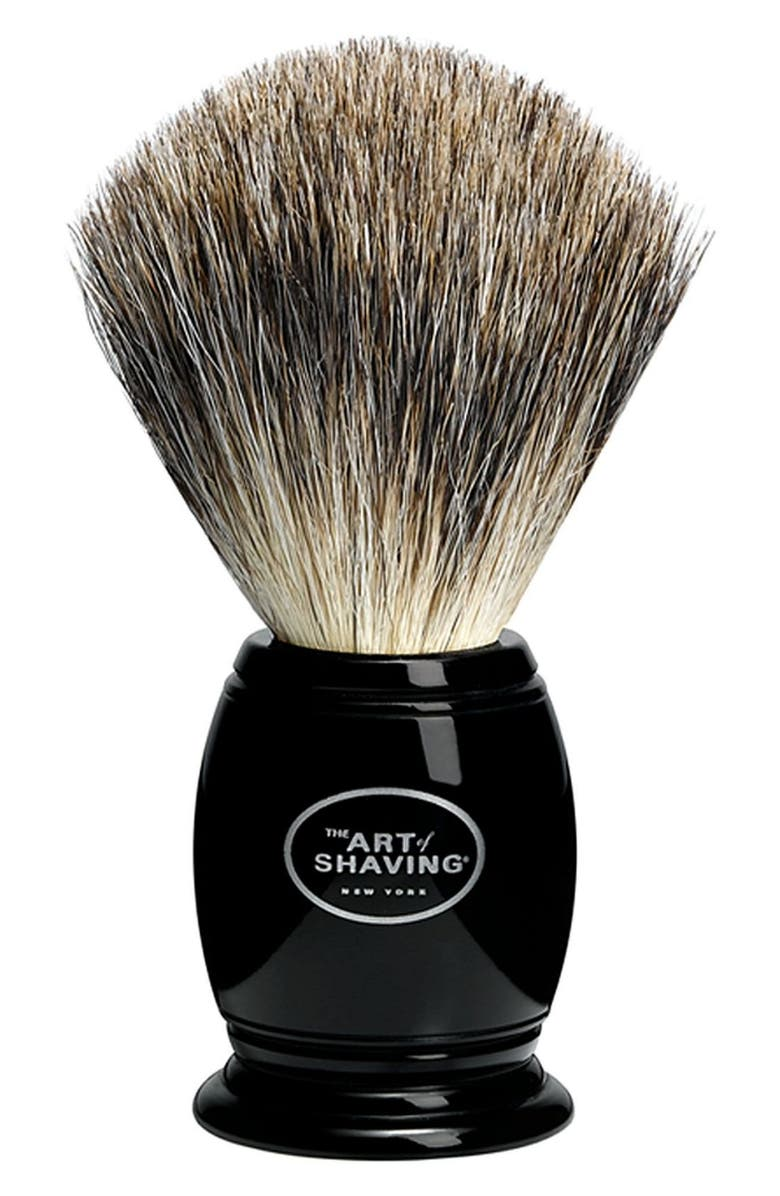 THE ART OF SHAVING <sup>®</sup> Pure Badger Shaving Brush, Main, color, 000