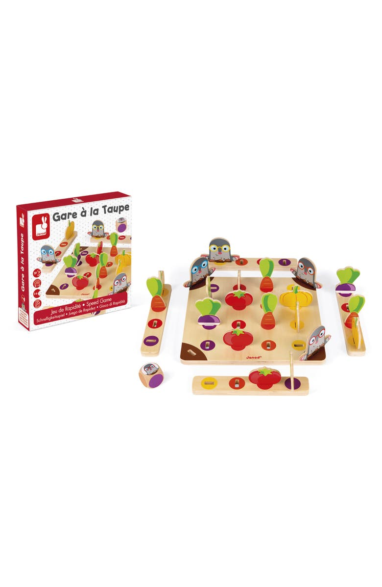 JANOD Garden Panic! Matching Game, Main, color, No Color
