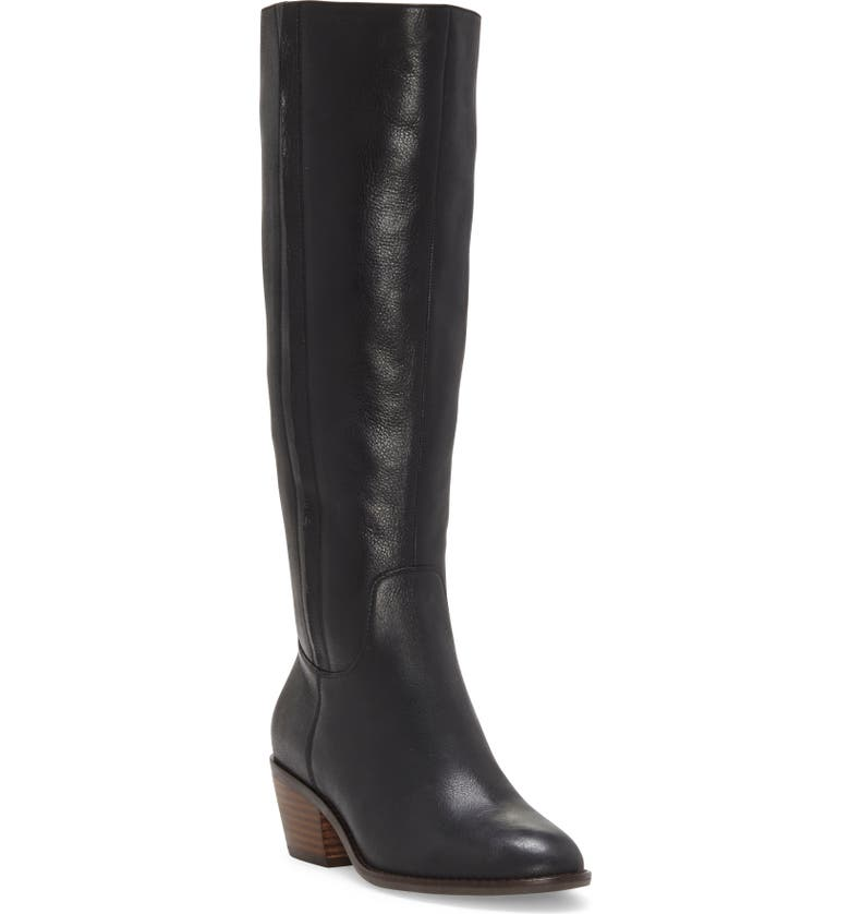 LUCKY BRAND Iscah Knee High Boot, Main, color, 001