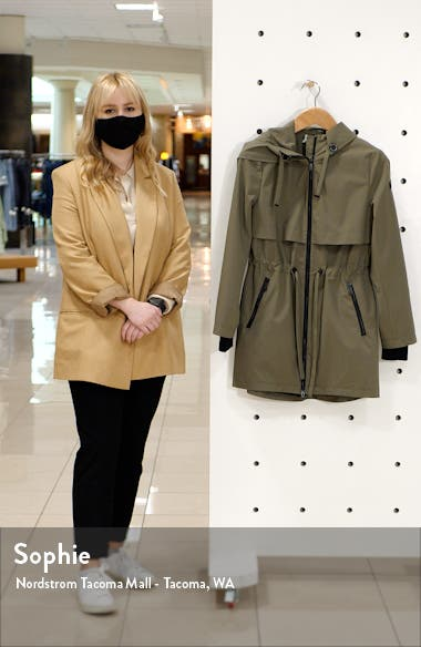 Water Repellent Hooded Parka, sales video thumbnail