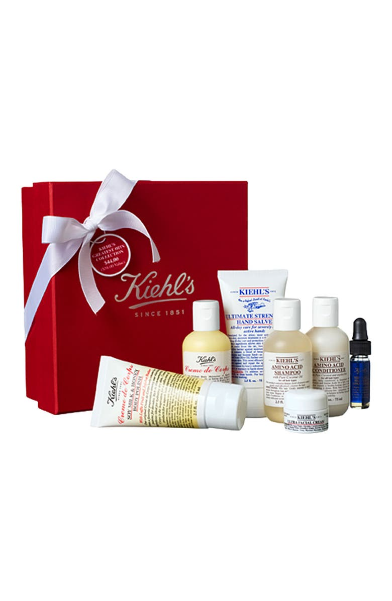 KIEHL'S SINCE 1851 'Greatest Hits' Collection, Main, color, 000