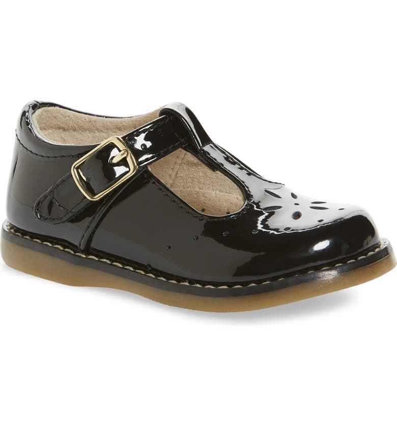 FOOTMATES Sherry Mary Jane, Main, color, BLACK PATENT