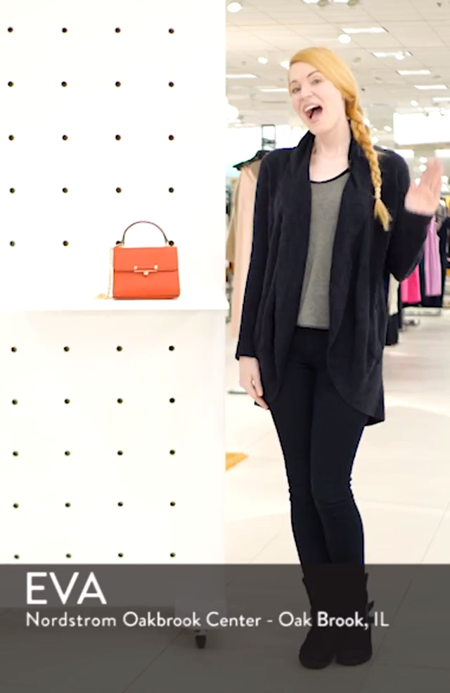Mini Marissa Top Handle Bag, sales video thumbnail