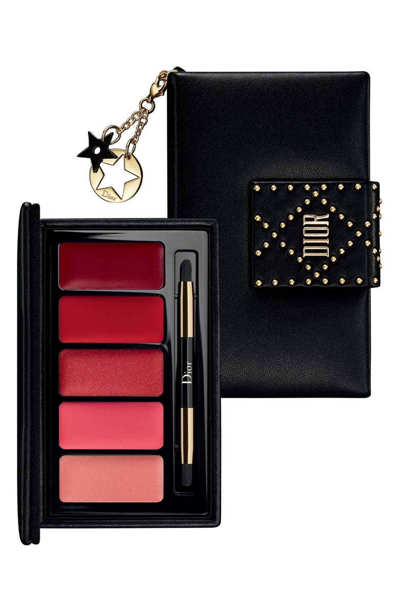 DIOR Daring Lip Palette, Main, color, 000