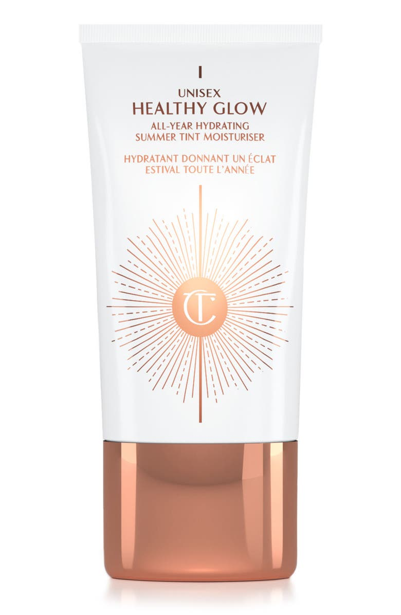 CHARLOTTE TILBURY Unisex Healthy Glow Tinted Moisturizer, Main, color, NO COLOR